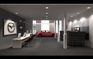 Mazda: Neuer Showroom in Barcelona