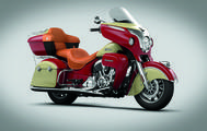 Intermot 2014: Indian Roadmaster - der Name ist Programm