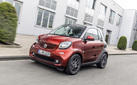 Smart Fortwo: Cityfloh in Bestform