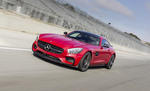 Mercedes AMG GT S: Schwaben-Sportler in Bestform
