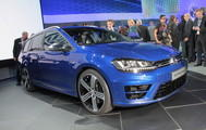 LA 2014: 300 PS f�r den VW Golf Variant