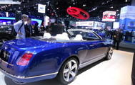 LA 2014: Bentleys Kurztest vom ultimativen Luxus-Cabrio