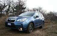 Subaru Forester 2.0 D Lineartronic: Mehr Ruhe im Gel�nde