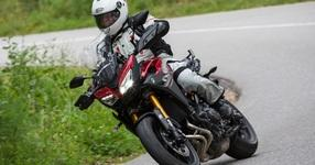 Fahrbericht: Yamaha MT-09 Tracer - Viel (Reise-)Spa� f�rs Geld