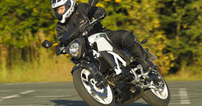 Hyosung GD 250i: Spa�macher f�r Einsteiger