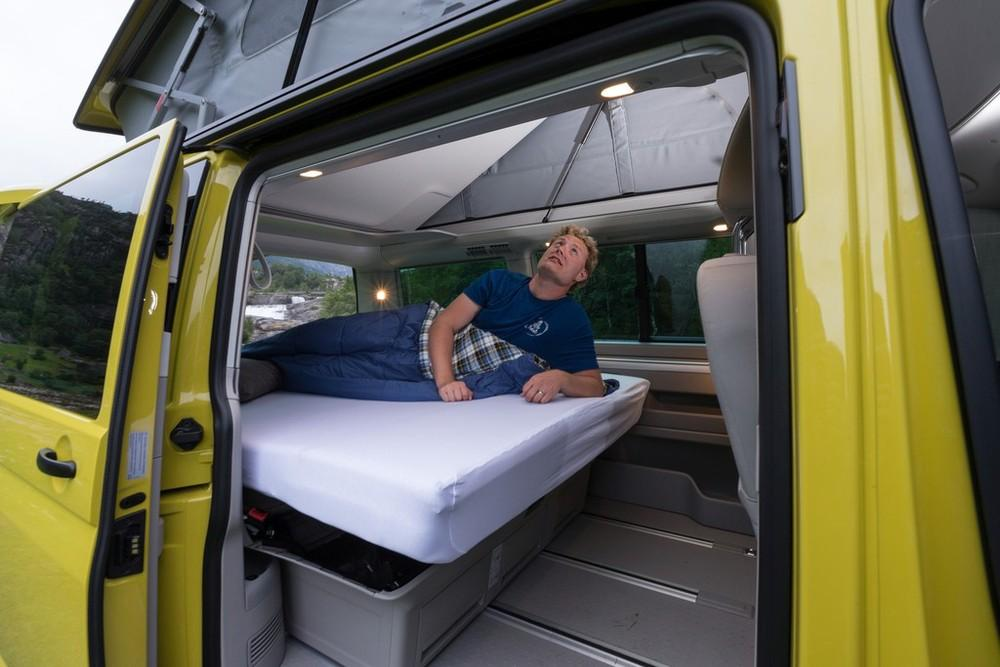 news test vw t6 california ab in den urlaub ab 41 430 euro news. Black Bedroom Furniture Sets. Home Design Ideas