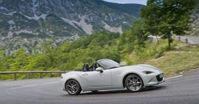 Mazda MX-5 - Aufs Minimum maximiert