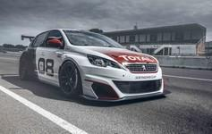 Peugeot 308 Racing Cup geht Ende 2016 an den Start