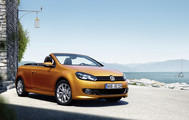 IAA 2015: Update f�r VW Golf Cabriolet