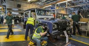 Panorama: Defender-Produktion wie fr�her - Zeitreise in Solihull
