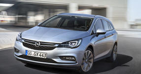 Opel Astra Sports Tourer ab 18.260 Euro