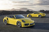 Porsche 911 Turbo: Top-Athlet im Anflug