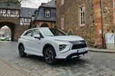 Mitsubishi Eclipse Cross Plug-in-Hybrid startklar
