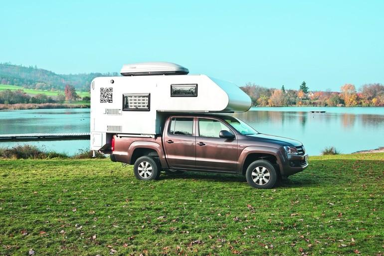 aufgesetzt thokie001 f r campingurlaub mit dem vw amarok news. Black Bedroom Furniture Sets. Home Design Ideas