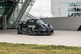 Techart GTstreet R Cabriolet: Carbon-Renner mit 720 PS