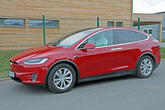 Test Tesla Model X 90D: Elektrisch angetriebene Avantgarde