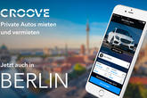 Carsharing: Berlin hat den ''Croove''