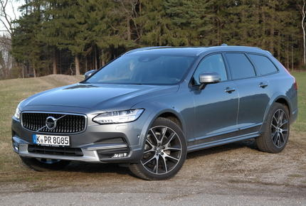 Volvo V90 Cross Country: Eleganter Schweden-Transporter