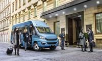 Iveco Daily Tourys ist erster ,,International Minibus of the Year''