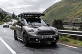 Mini-Meeting: Der Countryman als Expeditionsmobil