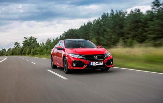 Test: Honda Civic - Was bin ich?