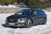 Insignia Cross Country: Opels Landliebe