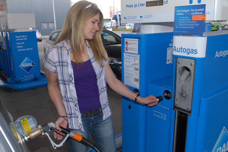 Autogas als günstige Alternative