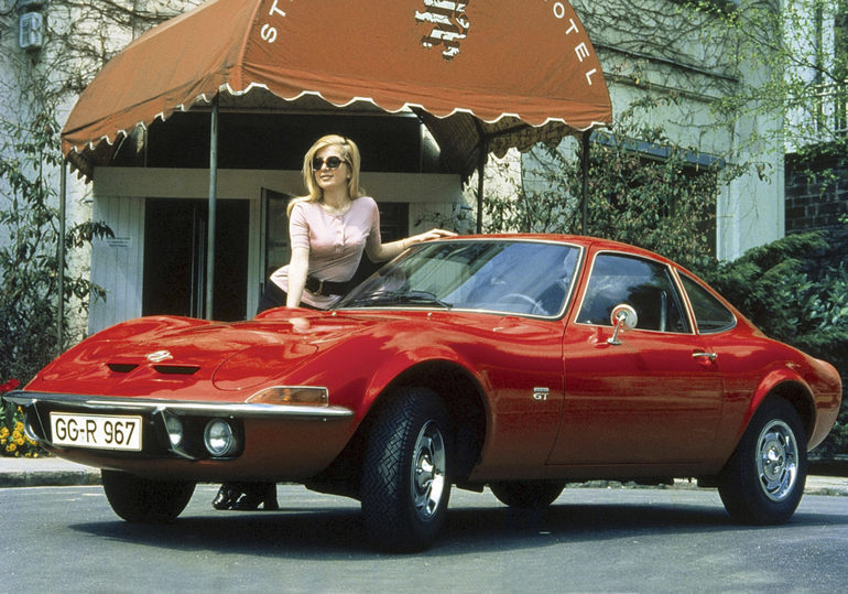 Happy Birthday: Der Opel GT wird 50