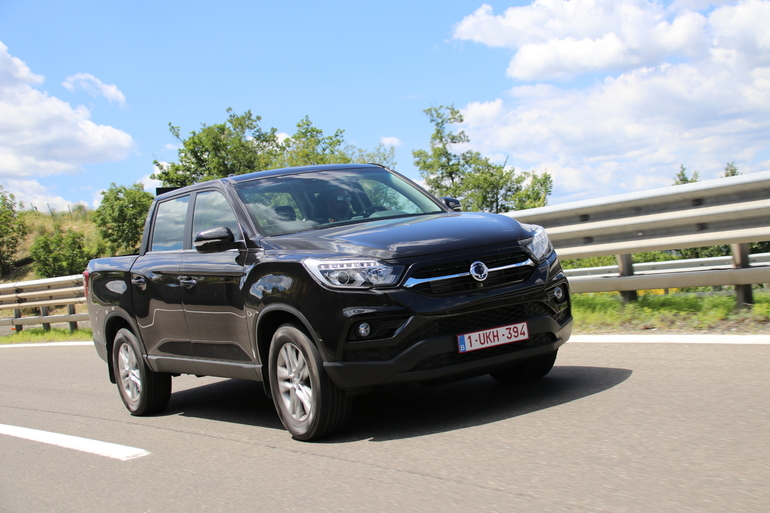 Neuer SsangYong Musso: Pick-up mit Charakter