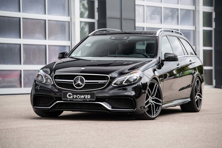 G-Power bringt 1000 Newtonmeter in den E63 S AMG