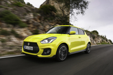 Suzukis kleiner Sportler: Let's Swift again