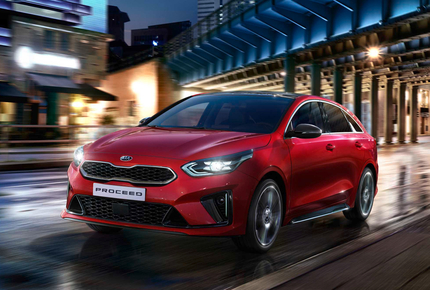 Kia startet ProCeed-Produktion