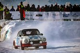 Eisige Neuauflage mit Motorsportlegenden in Zell am See