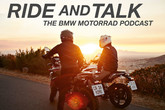 BMW startet Motorrad-Podcast ,,Ride and Talk''