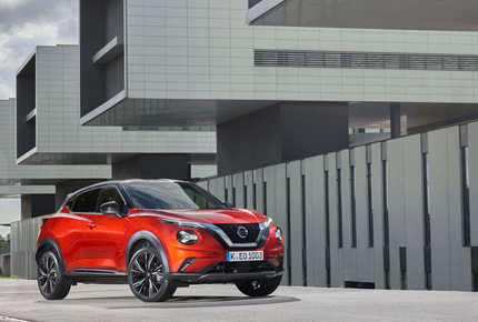 Nissan Juke in zweiter Generation