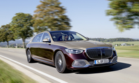 Mercedes Maybach: Ultimativer Luxus